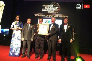 Việt Nam lần đầu tiên nhận giải Thương hiệu tổ chức giáo dục xuất sắc thế giới
