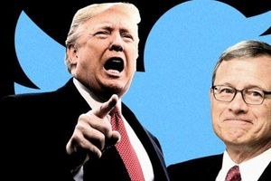 Ông Trump 'khẩu chiến' dữ dội với chánh án tòa tối cao