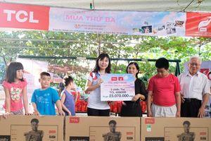 TCL tặng tivi cho trường trẻ mồ côi ở Đà Nẵng