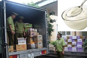 Sữa chua Trung Quốc nhập lậu ồ ạt, người Việt cần tỉnh táo lựa chọn