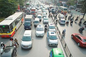 Taxi tại Hà Nội sẽ có màu sơn riêng, hoạt động theo vùng