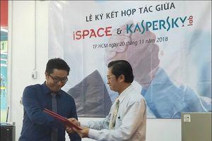 iSpace ký kết hợp tác với Kaspersky Lab đào tạo nhân lực an ninh mạng