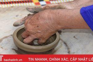 Làng nghề gần 600 năm tuổi ở Nghi Xuân trước nguy cơ 'khai tử'