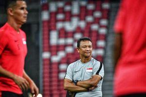 Singapore quyết đánh bại nhà vô địch Thái Lan ở trận cầu 'sinh tử'
