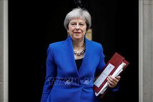 Thủ tướng Anh Theresa May phát biểu khẩn cấp trước Hạ viện