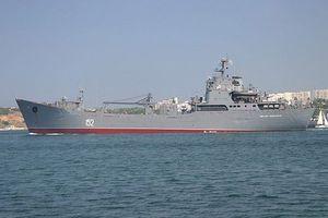 Tàu Nga rầm rập tiến đến Syria, 'chảo lửa' Idlib sắp bùng phát?