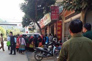 Tin mới nhất vụ thiếu nữ Mông treo cổ tại nhà Chủ tịch thị trấn