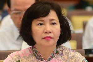 Bà Hồ Thị Kim Thoa vừa có thêm 39 tỷ đồng