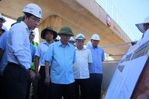 Giám đốc BQL dự án cao tốc Đà Nẵng - Quảng Ngãi đã trở lại điều hành