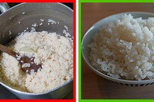 9 loại thực phẩm hầu hết mọi người đều rửa sai cách