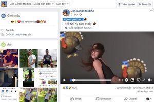 Facebook để video khiêu dâm hơn 20 triệu lượt view tự do 'làm loạn'