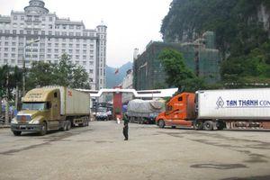 Gỡ khó vận tải liên vận đường bộ Việt Nam - Trung Quốc