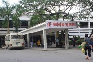 Nam bệnh nhân nhảy lầu bệnh viện tử vong