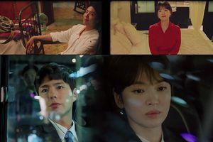 Định mệnh đã cho Song Hye Kyo và Park Bo Gum gặp nhau trong trailer hơn 4 phút của phim 'Encounter'