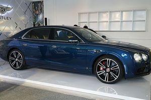 Bentley Continental Flying Spur V8 S đầu tiên về VN, chốt giá gần 17 tỉ đồng