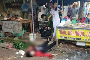 Nghi phạm bắn tử vong người phụ nữ bán đậu uống thuốc diệt cỏ trước khi gây án