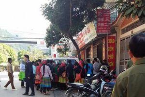 Thiếu nữ tự vẫn trong nhà Chủ tịch UBND thị trấn