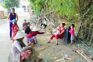 TX An Nhơn (Bình Định): Lo ngại bờ sông sạt lở, dân không cho khai thác cát