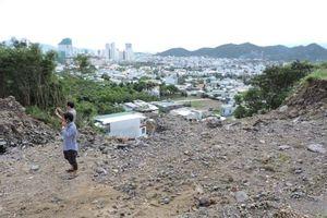Sự thật về dự án trên núi Cô Tiên gây sạt lở, làm chết dân