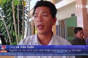 Cháy xe bồn chở xăng tại Bình Phước: Thăm hỏi, hỗ trợ gia đình các nạn nhân