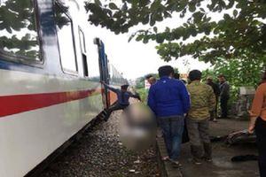 Hà Nội: Một nam thanh niên bị tàu hỏa tông tử vong tại chỗ