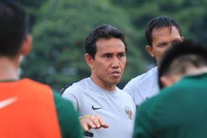 Đương kim Á quân AFF Cup bị loại sớm - các cầu thủ Indonesia bật khóc sau trận đấu