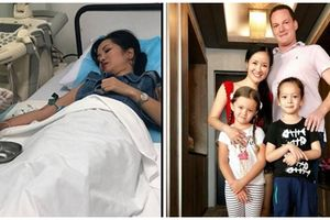 Hậu tin đồn ly hôn vì 'người thứ 3' - Diva Hồng Nhung bất ngờ nhập viện