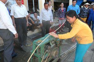 Kiên Giang: Dạy nghề cho lao động nông thôn góp phần nâng cao chất lượng nguồn nhân lực
