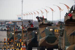 Mỹ và Hàn Quốc thu hẹp quy mô cuộc tập trận 'Đại bàng non'