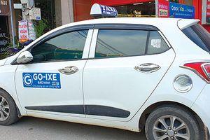 Xe công nghệ Go-ixe chưa phép 'đại náo' Bắc Ninh