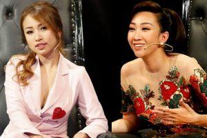 MC Vân Hugo và ca sĩ Lều Phương Anh chia sẻ 'nghệ thuật sợ chồng'