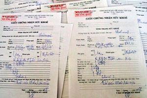 Ngăn chặn đối tượng làm giả giấy tờ, tài liệu trong lĩnh vực y tế