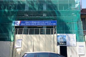 Chính quyền phường Cửa Nam 'làm ngơ' cho nhiều công trình sai phạm?