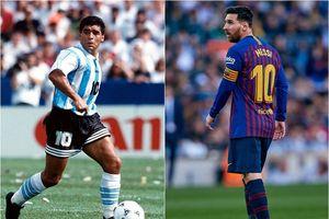 Ngôi sao xuất sắc nhất Argentina mọi thời đại: Sân khấu của hai số 10
