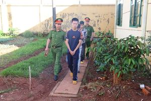 Triệt phá nhóm đối tượng từ Hà Nội vào Đắk Nông cho vay nặng lãi