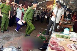 Người phụ nữ bán đậu phụ bị bắn chết giữa chợ: Nghi phạm đã chết
