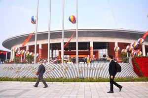 Bàn giao sau bảo hành công trình Cung Hữu nghị Việt - Trung