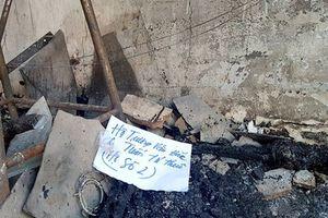 Vụ xe bồn chở xăng bốc cháy làm 6 người chết: Đau đớn lời kể của nhân chứng