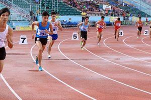 Sửa đổi một số quy định Điều lệ môn Điền kinh tại Đại hội Thể thao toàn quốc lần thứ VIII