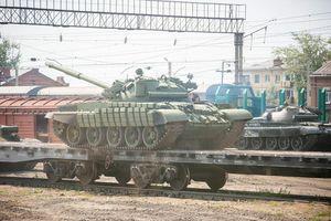 Quân đội Syria được Nga cấp tốc tăng viện phiên bản xe tăng T-62 mạnh nhất để đánh Idlib?