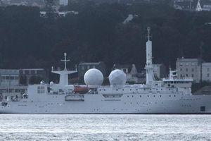 Hết Mỹ đến lượt Pháp điều tàu do thám tới ngoài khơi Syria