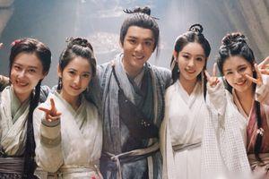 Dàn sao trẻ, đẹp tham gia phiên bản mới của loạt phim võ hiệp Kim Dung