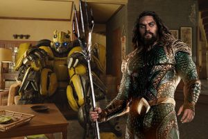 'Aquaman' và 'Bumblebee' cùng chiếu sớm để chèo kéo khán giả