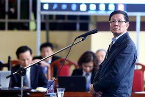 Cựu Trung tướng Phan Văn Vĩnh mong được hưởng khoan hồng