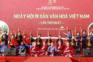 Đa dạng hoạt động chào mừng Ngày Di sản văn hóa Việt Nam