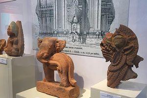 Triển lãm gốm Champa Bình Định