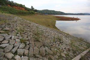 Lưu vực Vu Gia – Thu Bồn vẫn thiếu nước