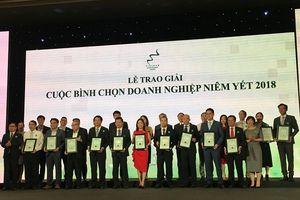 PC Khánh Hòa được bình chọn là Top doanh nghiệp tốt nhất năm 2018