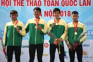 Hà Nội chứng tỏ sức mạnh ở môn Rowing Đại hội Thể thao toàn quốc lần VIII