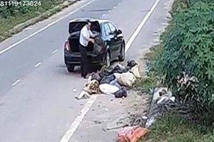 Từ vụ vứt rác bị phạt 3 triệu ở Hà Tĩnh: Các thành phố lớn cũng nên xử nghiêm